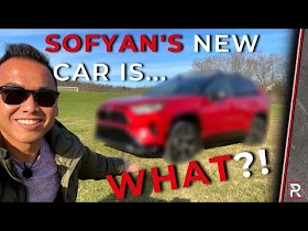 Meet Our Newest Long-Term Car! – 2021 Toyota RAV4 Prime – A Sleeper Quick SUV With a Plug!