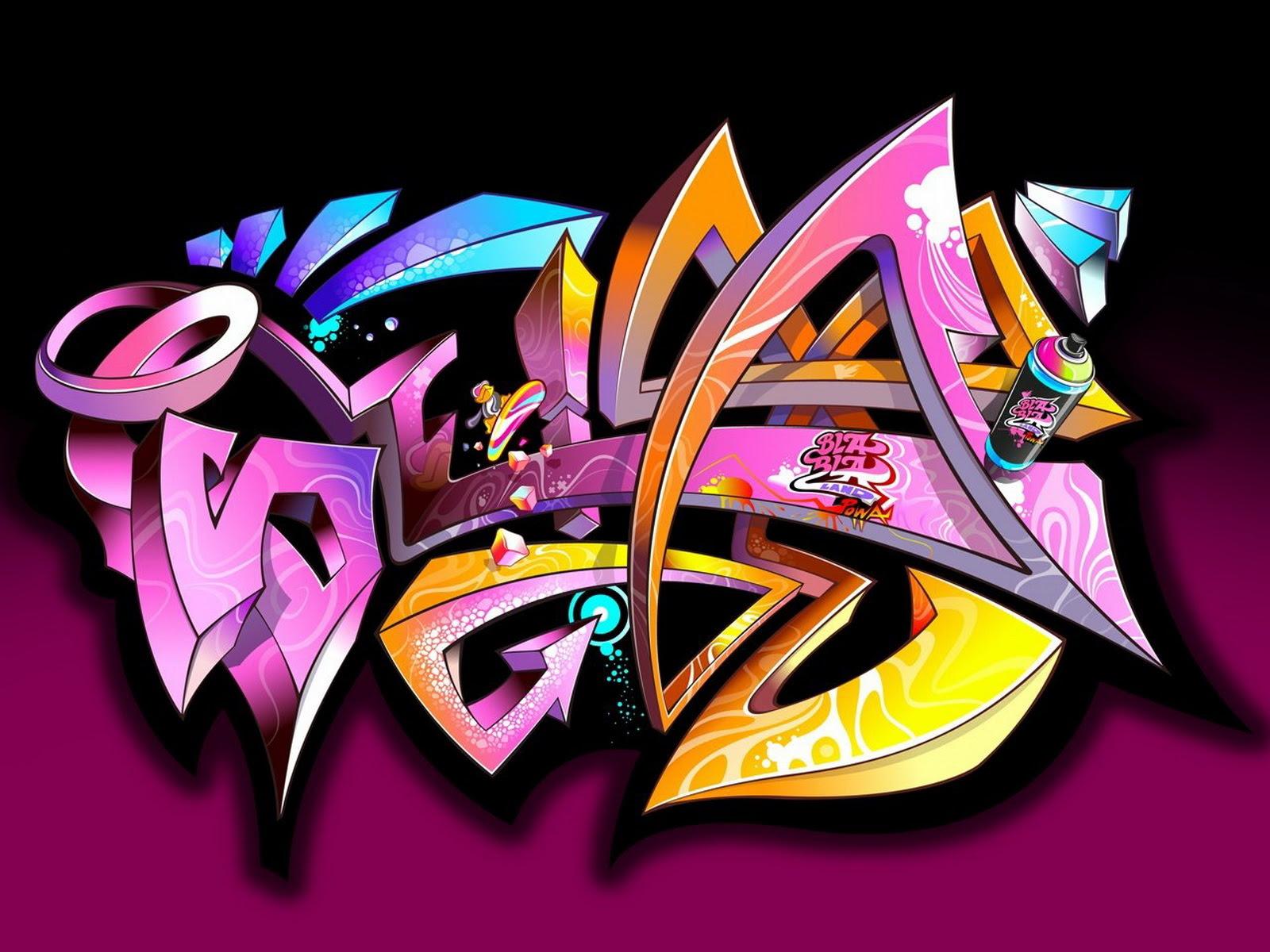Unduh 300 Wallpaper Grafiti  Paling Baru