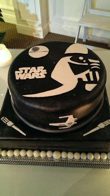 """Star Wars"" groom's cake   Cake Inspiration   Tutorials"