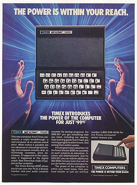 101 anuncios retros de computadoras