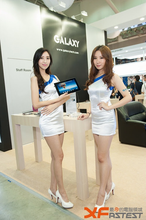 Booth Babes Computex 2014 (50)