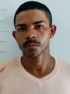 Ricardo Tomaz de Oliveira, o 'Rico', fugiu da Cadeia Pública de Nova Cruz (Foto: PM/Divulgação)