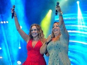 Daniela e sarajane Bahia (Foto: Jefferson Peixoto/Agência Haack)