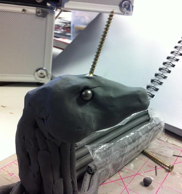 Unicorn Prop Project - Block 2