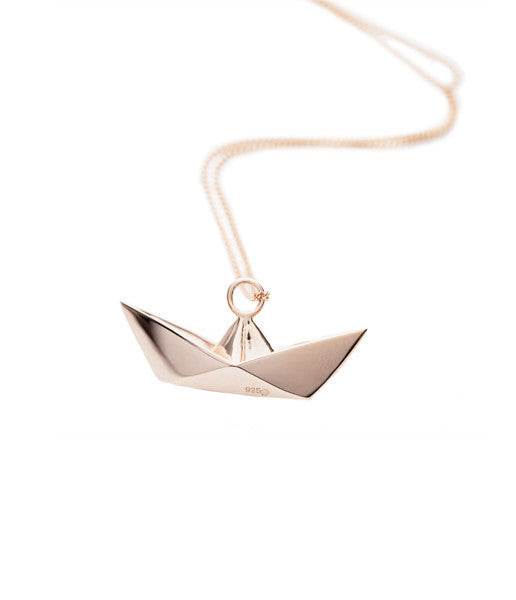 Picture of Collier bateau or rose
