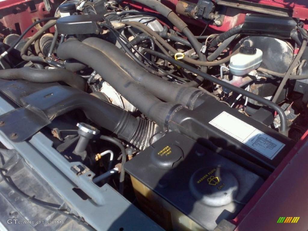 1988 Ford F150 Xlt Lariat Regular Cab 50 Liter Ohv 16 Valve