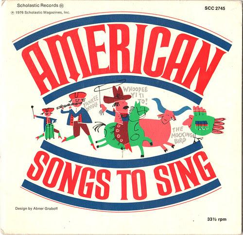American Songs To Sing