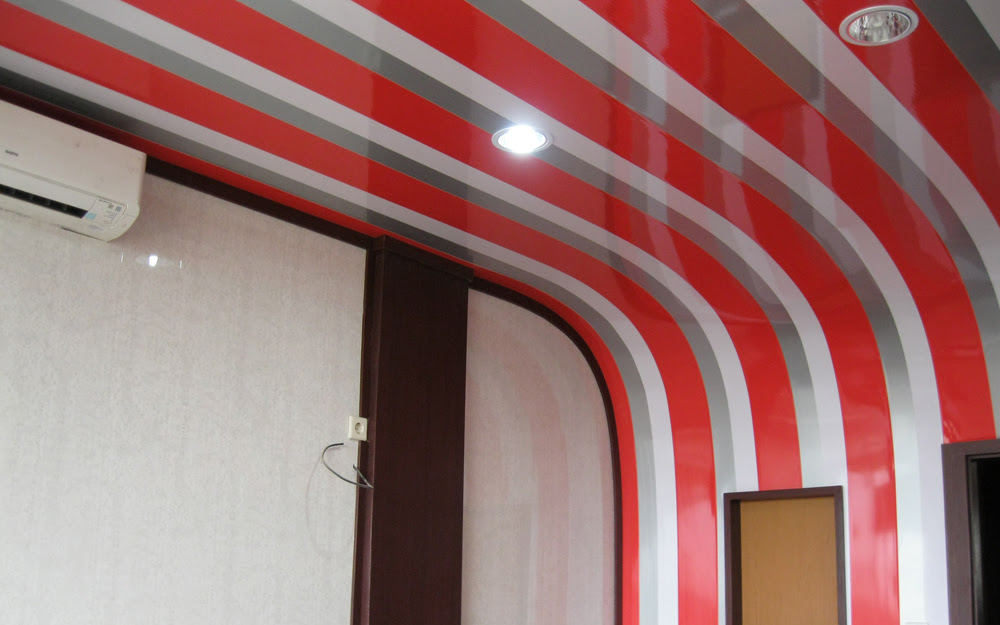 Tampil Mewah dengan Variasi Permainan Dinding PLAFON  PVC