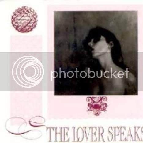 The Lover Speaks