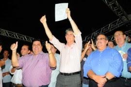 Ricardo autoriza construção do Centro de Oncologia de Patos
