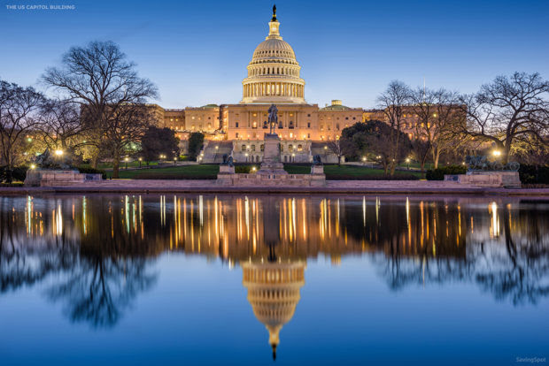 See how the US Capitol Building could have looked