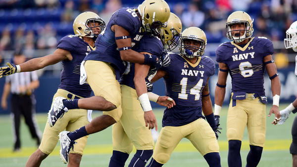 Navy defeats Tulane