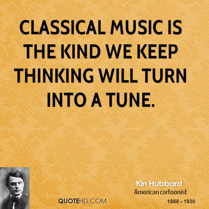 Kin Hubbard Music Quotes Quotehd