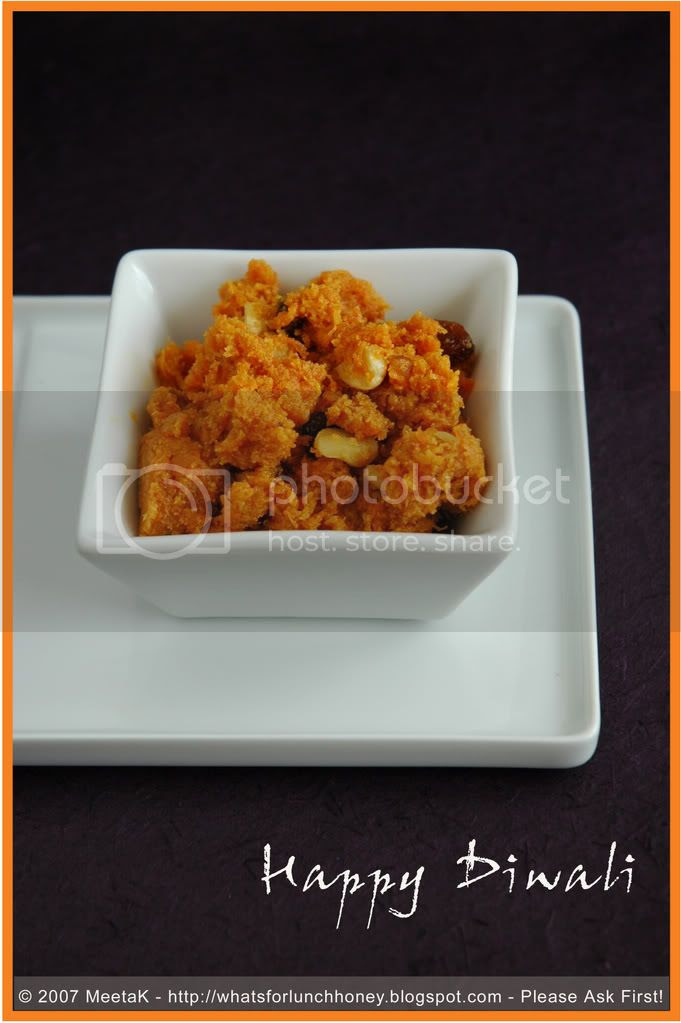 Carrot Halwa (04) by MeetaK