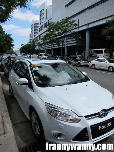ford focus binondo tour