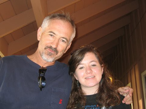 Morgan and I