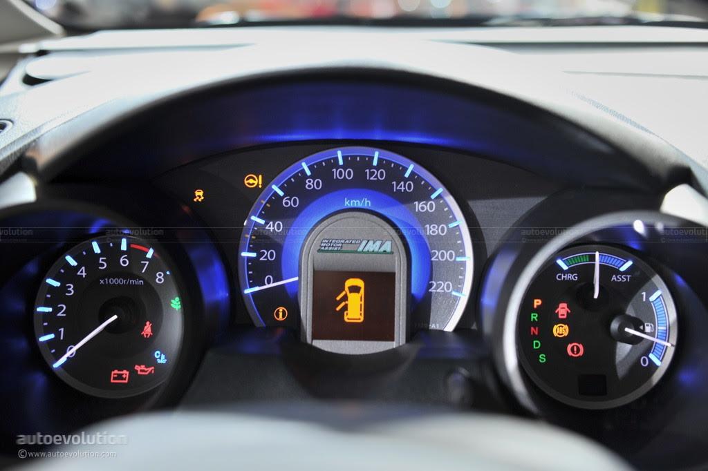 2010 Paris Auto Show: Honda Jazz Hybrid - Live Photos - autoevolution