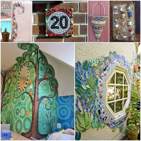 10 Mosaic Wall Art Ideas That Will Leave You Mesmerized
