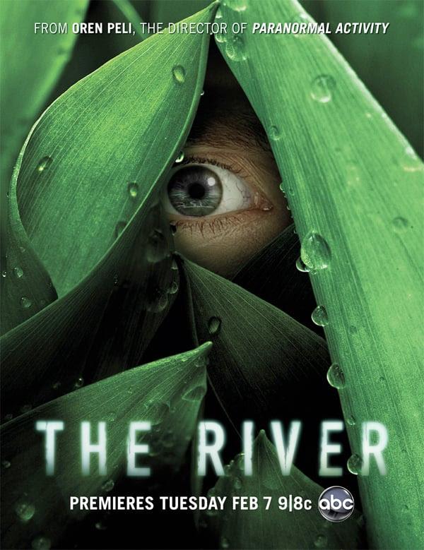 Risultati immagini per the river serie tv poster