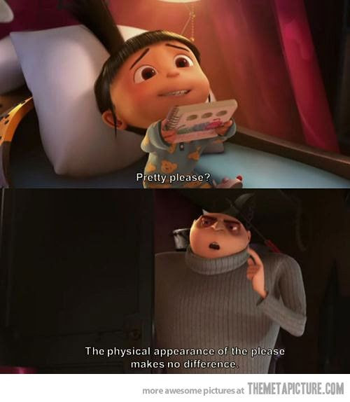 Gru, Gru Quotes, Despicable Me quotes