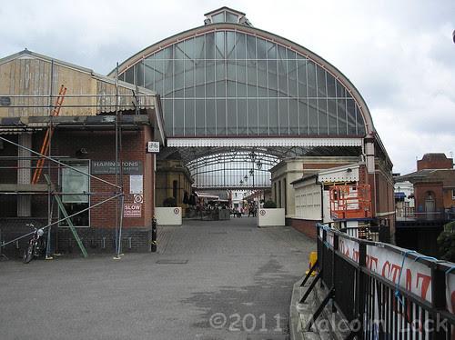 Goods Shed at Windsor & Eton Central railway station