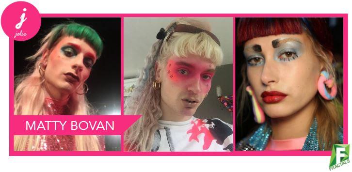 Fractals Top 5 Hair Colour Instagram Influencers
