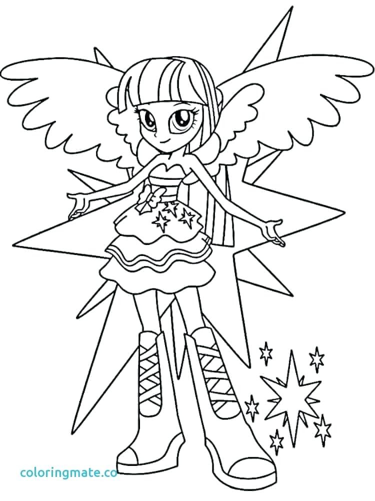 My Little Pony Equestria Girl Coloring Pages Games At Getcolorings