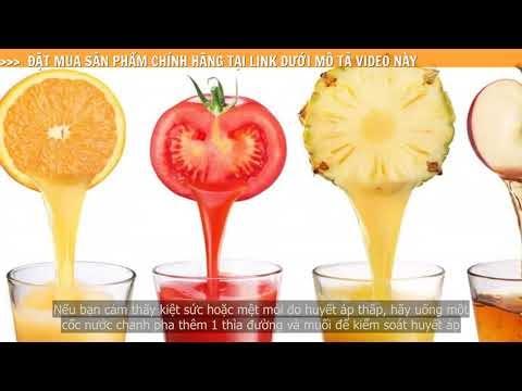 Tìm hiểu các loại thực phẩm có lợi cho người huyết áp thấp