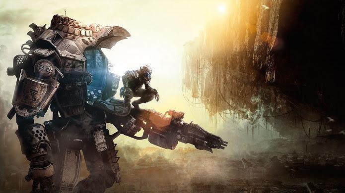 Titanfall promete trazer inovações ao gênero FPS. (Foto: Divulgação)