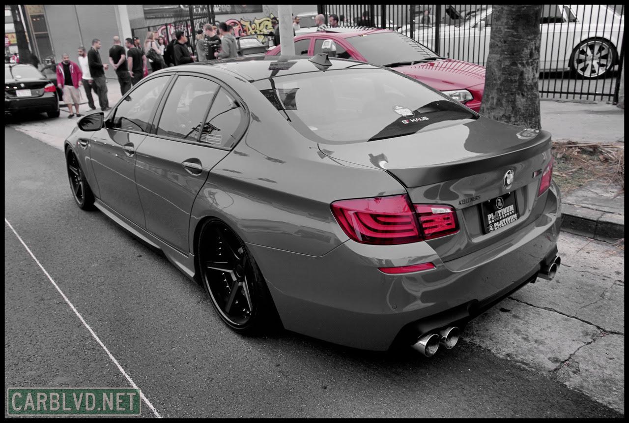 Modified BMW F10 5  Tuning