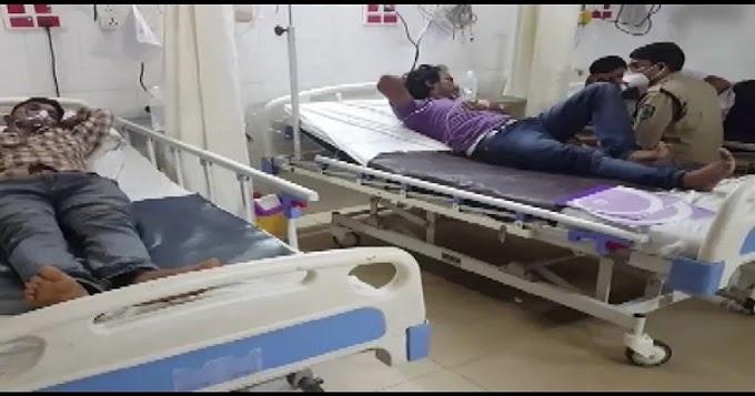 விசாகப்பட்டினத்தில் உள்ள மருந்து நிறுவனத்தில் எரிவாயு கசிந்ததில் 2 தொழிலாளர்கள் இறந்தனர், 4 பேர் மருத்துவமனையில் அனுமதி
