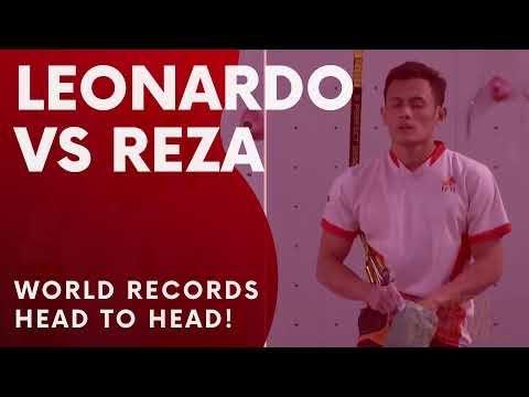 Reza vs Leonardo- New Video Is Up!