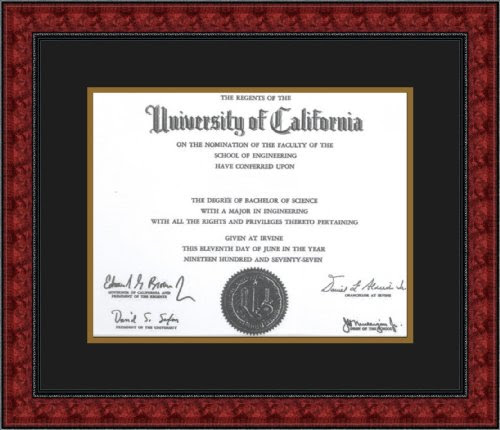 Art To Frames Double Multimat 726 89 596 N9590 Diploma Size 11x14