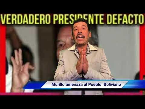 El Loco,Arturo Murillo y Anes Preparan las Armas,El Fraude y a Mesa,con ...