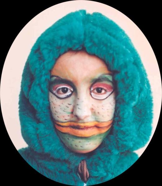 Yüz Makyajı Ve Palyaço Yüz Boyama örnekleri