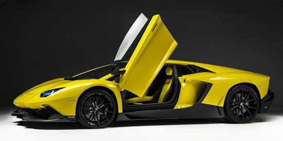 Lamborghini Aventador Lp720-4 Pictures