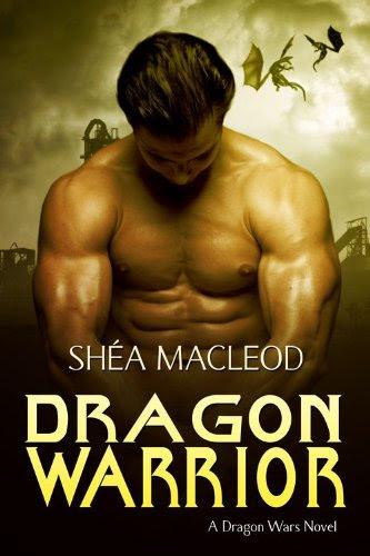 Dragon Warrior (Dragon Wars) by Shéa MacLeod
