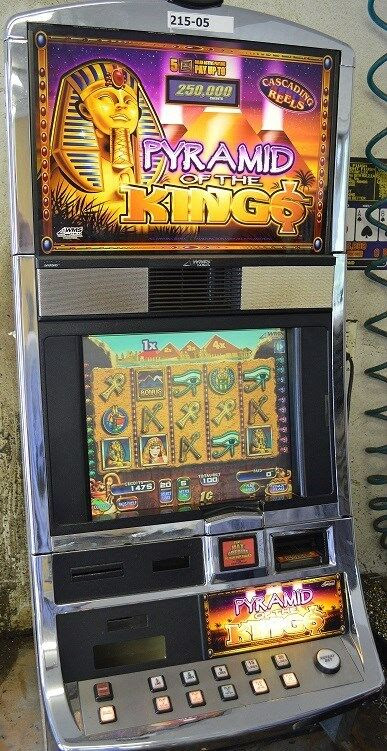 Slot machines for purchase