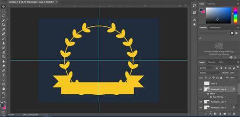 membuat logo keren  photoshop