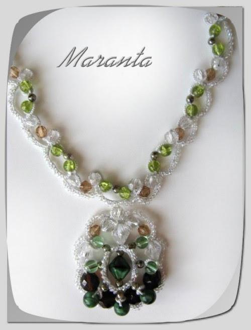 biżuteria frywolitkowa