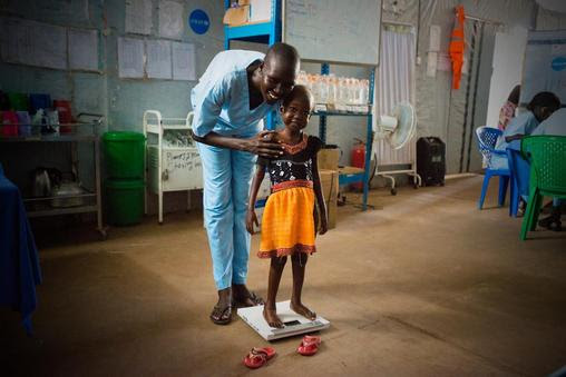 Saved in South Sudan