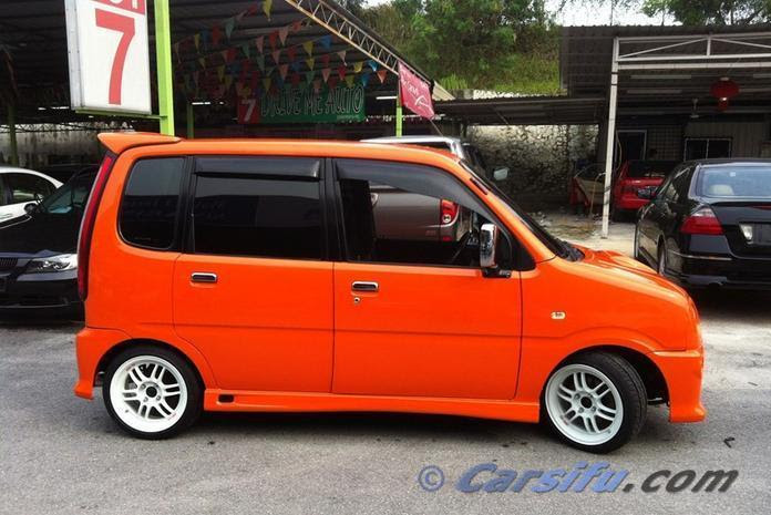 Perodua Kenari 989 For Sale in Klang Valley by Bilbo