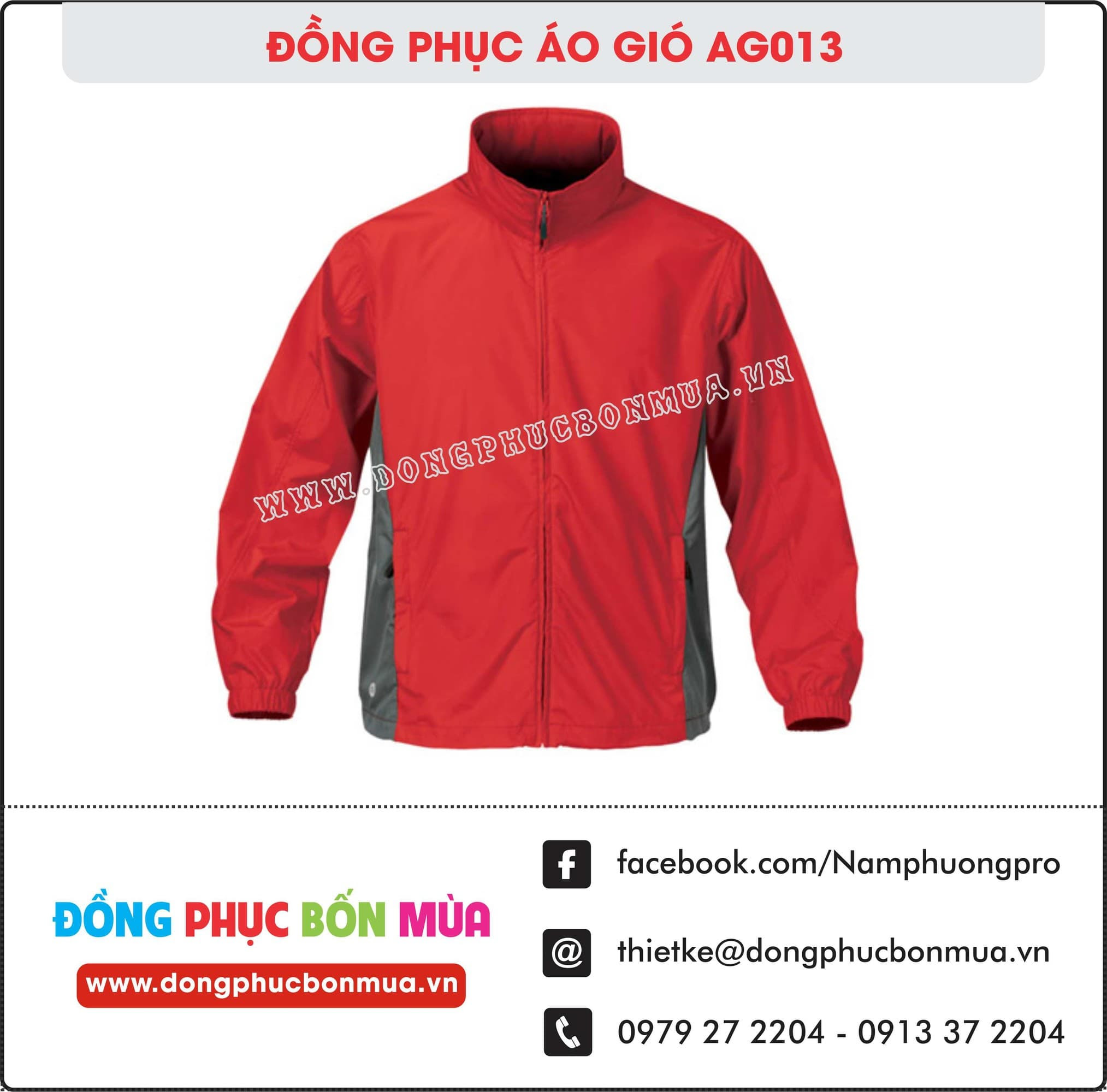 áo khoác nhóm tự thiết kế