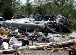 2011 Tornado Outbreak Deaths