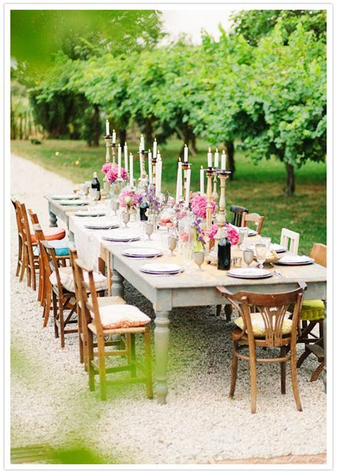Bohemian wedding anniversary party   Party   Entertaining