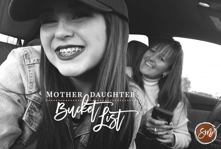 Mother Daughter Bucket List Susan Merrill