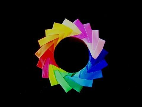 เห็นกงจักรเป็นกระดาษ