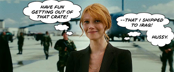 Pepper Potts Explains