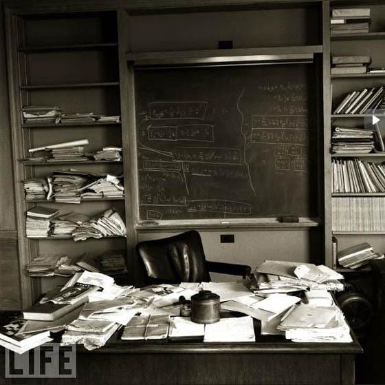 Despacho de Einstein