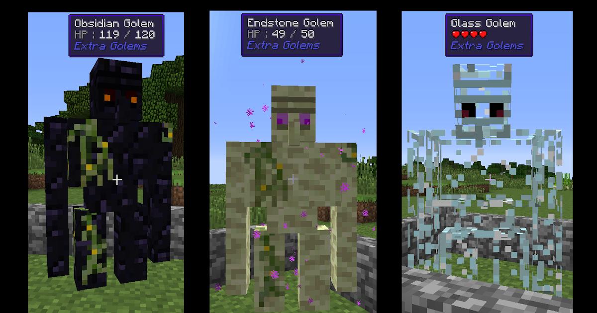 Minecraft Iron Golem Banner - Muat Turun 6